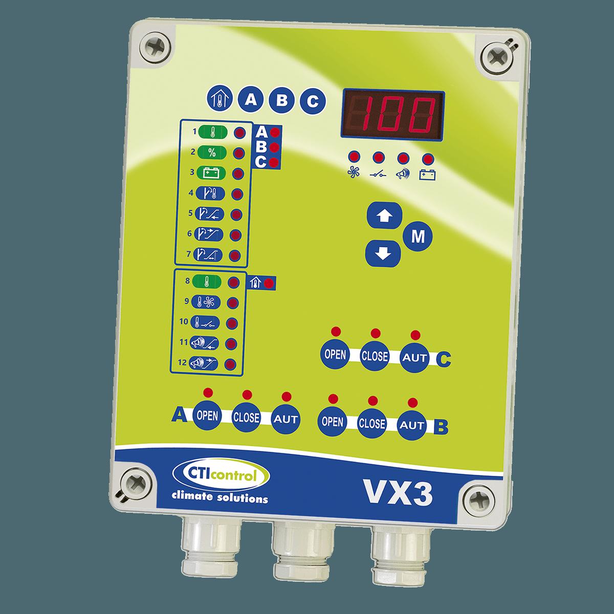 VX1/VX2/VX3