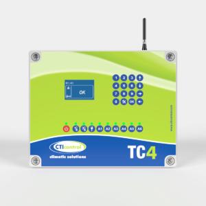 sistema de alarma telefonica TC4