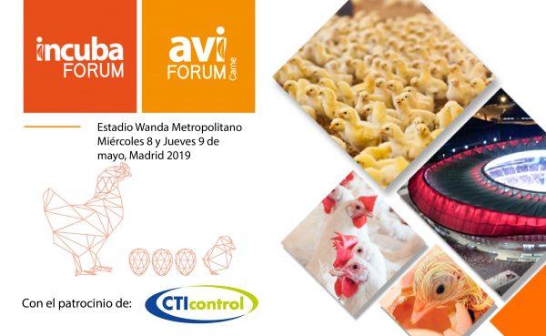 CTIcontrol en incubaforum&aviforum