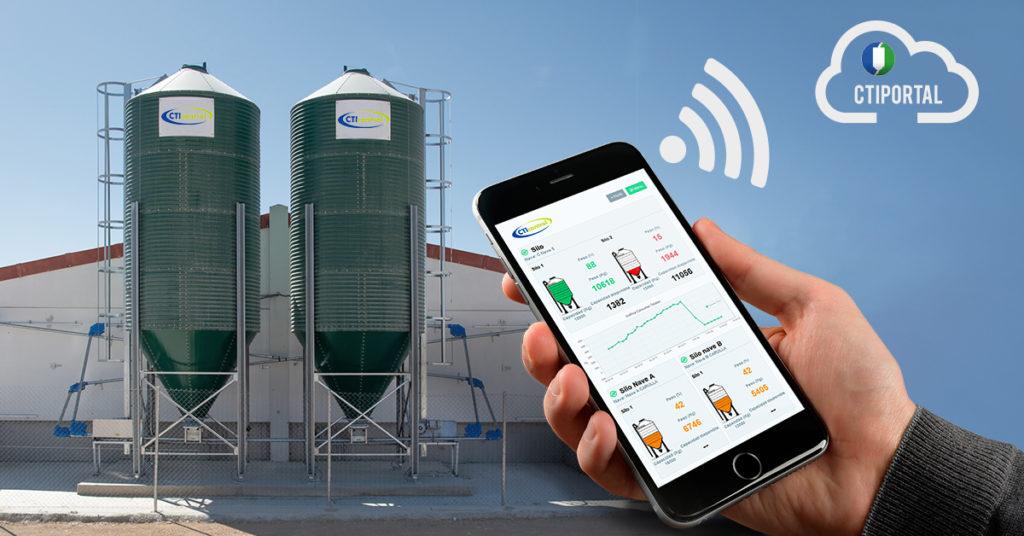 Silows - sistemas de pesaje para silos